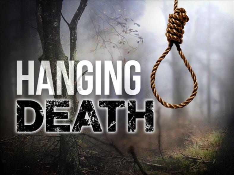 man found hanging