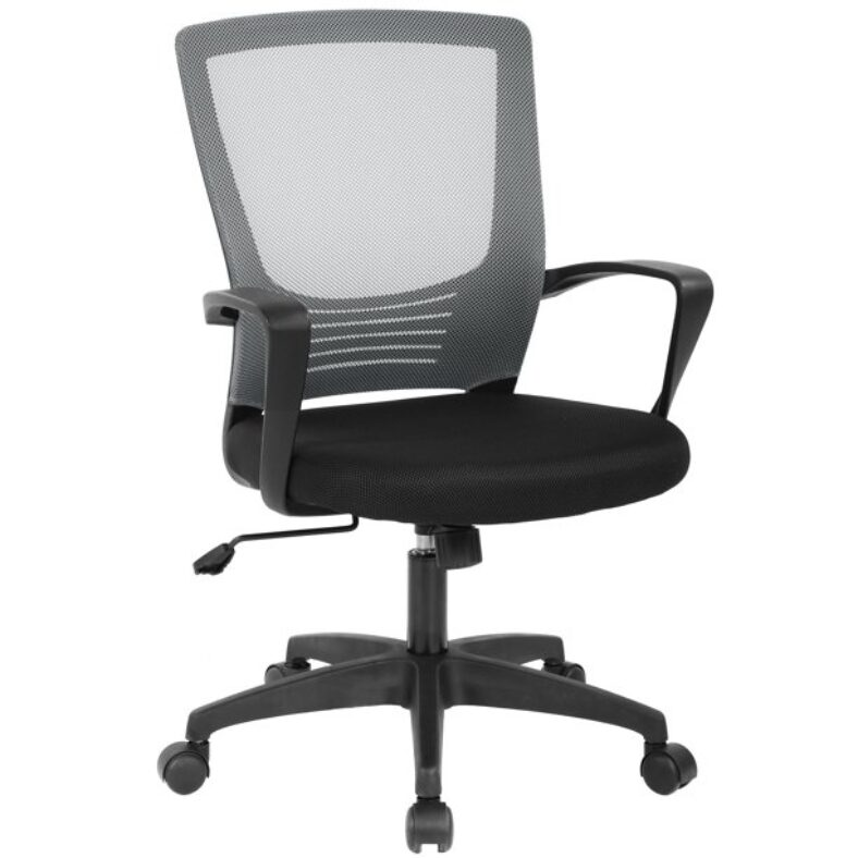 Furmax Office Mesh Chair with Armrest