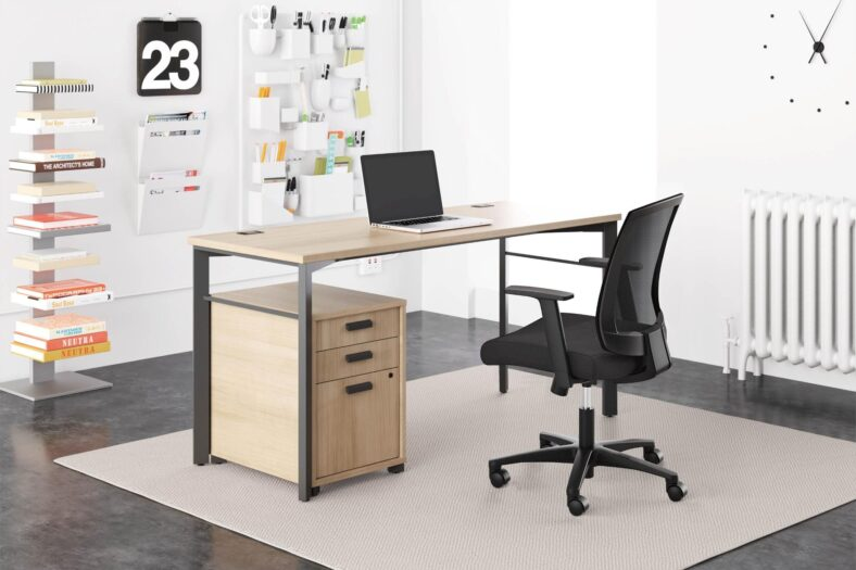 basyx by HON Home Office Desk