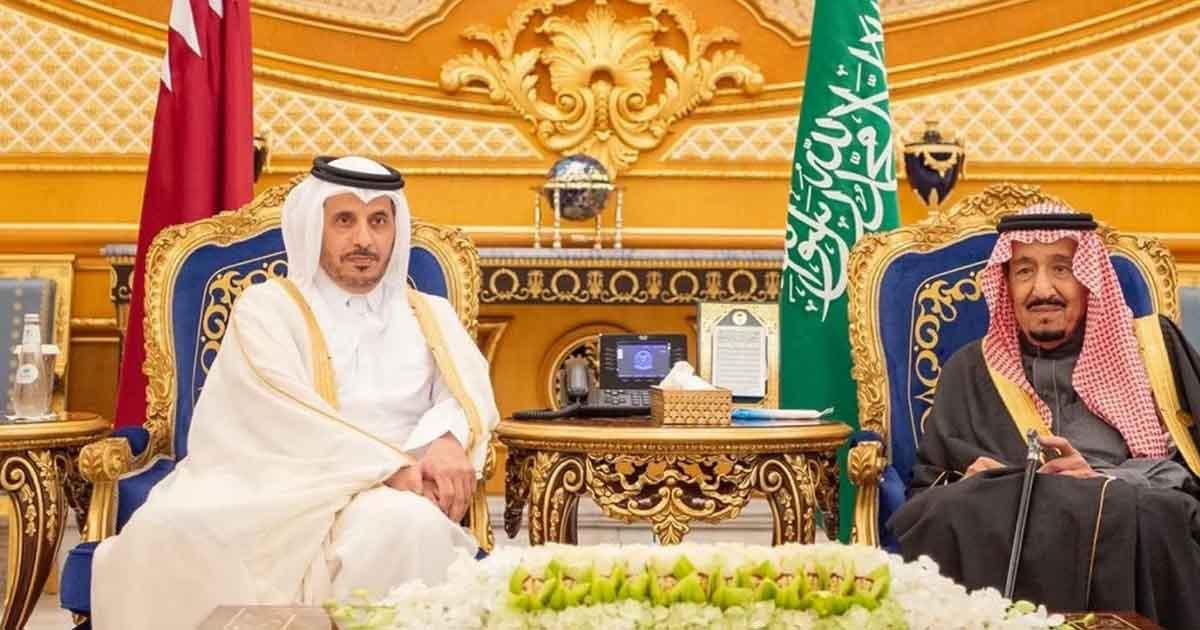 Kuwait-Saudi