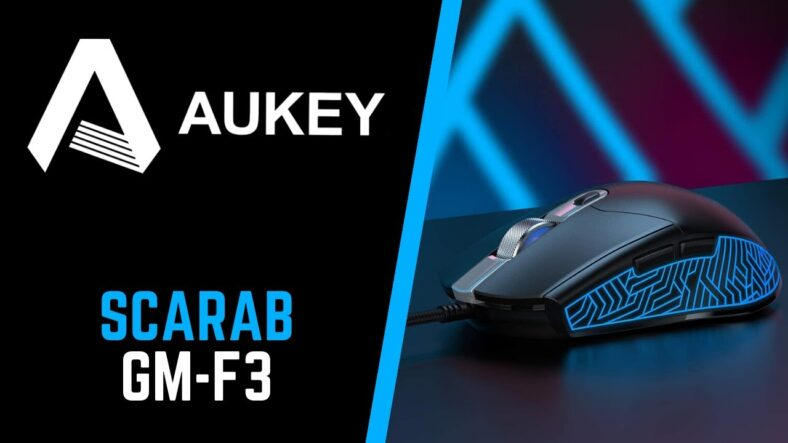 Aukey GM-F2 gaming mouse